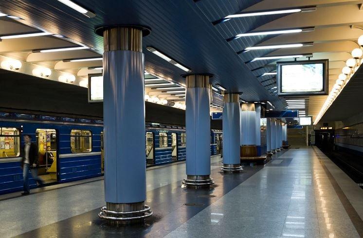 В Минске закрыли десять станций метро