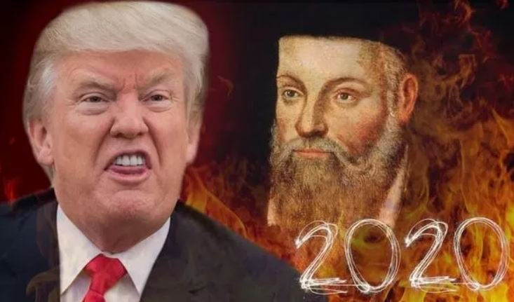 Предсказания на 2020 год: третья мировая война, импичмент Трампа и подъем мирового океана