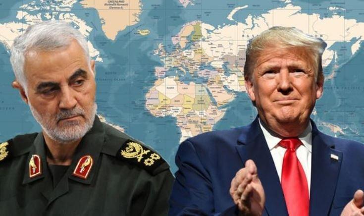 Шесть мест, где в 2020 году может начаться Третья мировая война