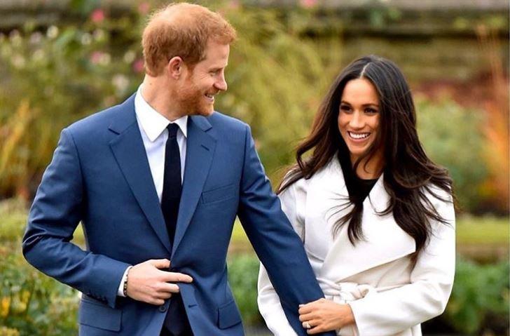 Принц Гарри и Меган Маркл отказались от королевского статуса