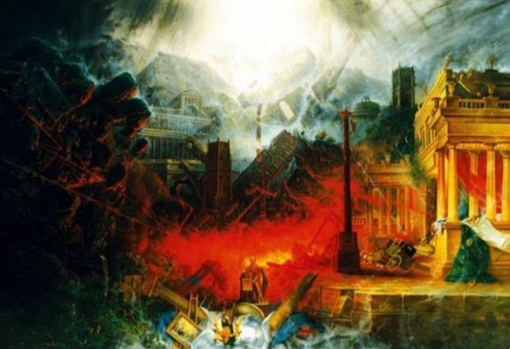Библейские пророчества 2020, новый завет, апокалипсис, конец света, предсказания