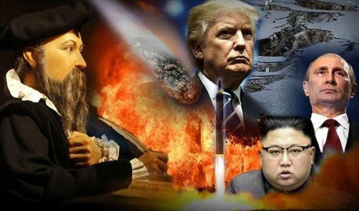 Нострадамус про 2020 год: соглашение США с Россией, жесткий Брексит и война