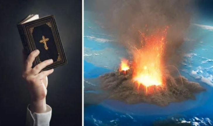Библия говорила о новом извержении Йеллоустоуна