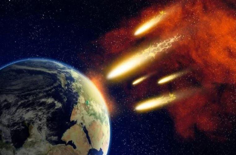Конец света приближается? Четыре огромных астероида летят к Земле