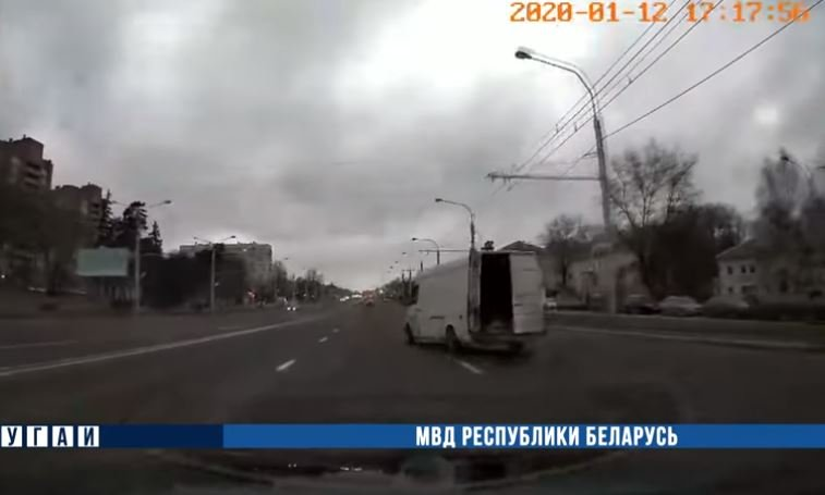 В Минске на Партизанском проспекте задержали пьяного водителя