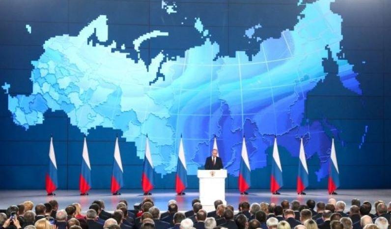 Послание к Федеральному собранию 2020: Путин обратится 15 января