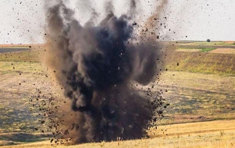 В Барановичах мужчине оторвало ноги из-за взрыва снаряда