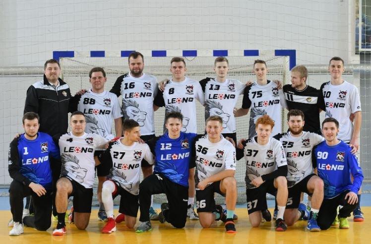 Минский гандбольный клуб «Витязь-Леон» презентовал новую форму