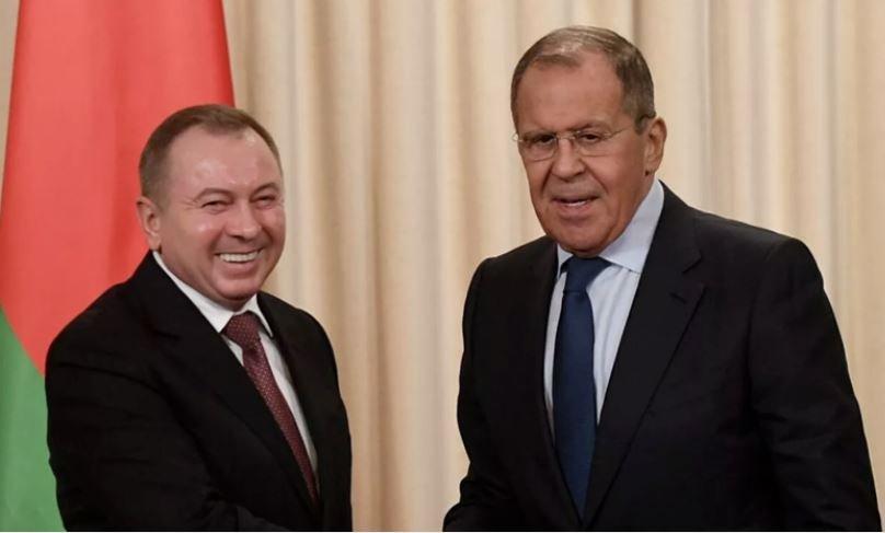 Макей и Лавров обсудили развитие союзнических отношений