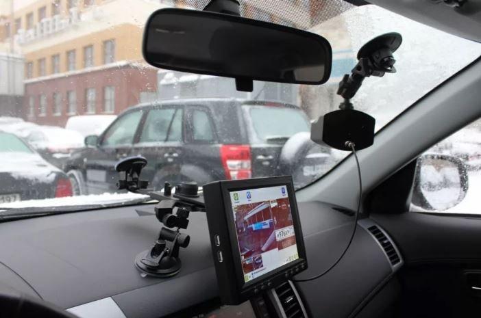 ГАИ будет фиксировать нарушения правил парковки