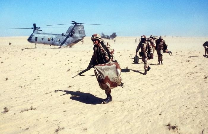 США начали переброску дополнительных военных сил в Кабул