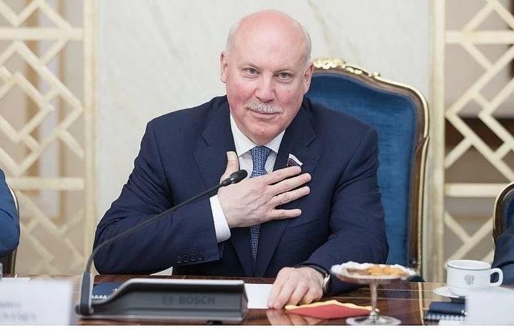 Посол России назвал дату поступления вакцины «Sputnik V» в Беларусь