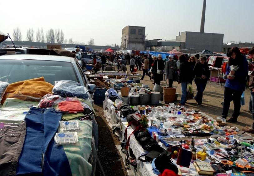 Минский рынок «Лебяжий» переезжает