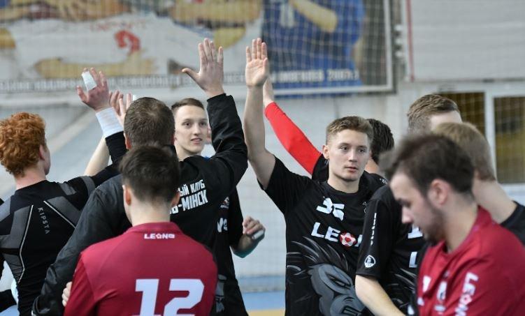 Гандбольный клуб «Витязь-Леон» победил «Машека-2»