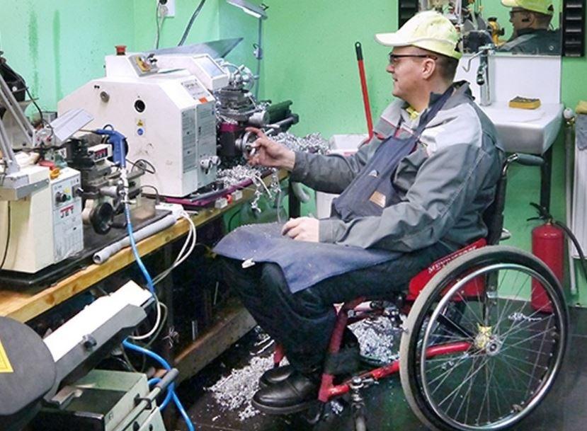 В Минтруда сообщили о снижении трудового стажа с 1 января для инвалидов