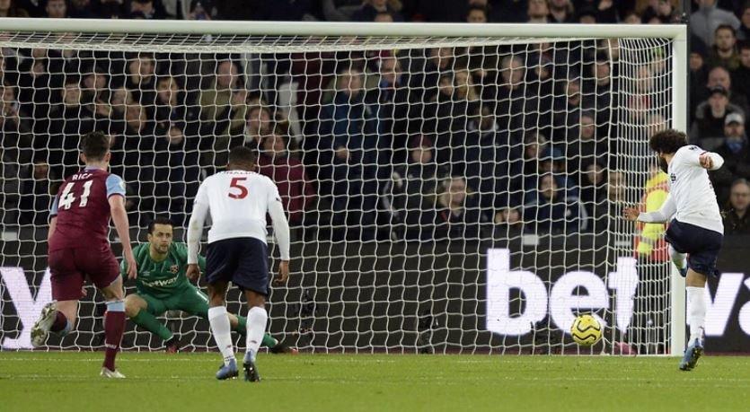«Ливерпуль» обыграл «Вест Хэм» в рамках Премьер-лиги
