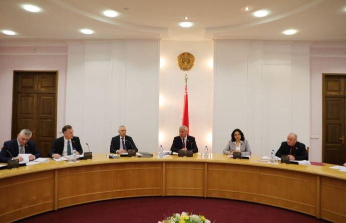 Парламент Беларуси изучит вопрос об отмене смертной казни