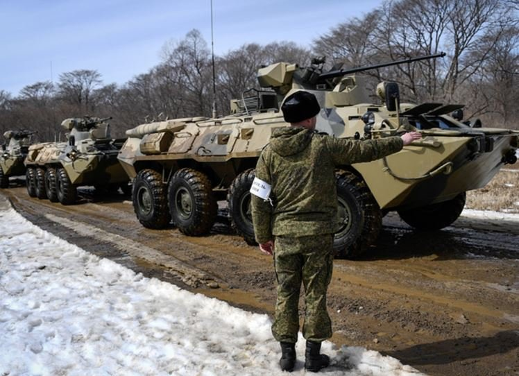 Военная техника пройдёт по дорогам четырех областей Беларуси