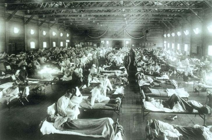Самые опасные вирусы 20 века: коронавирус, испанка, грипп