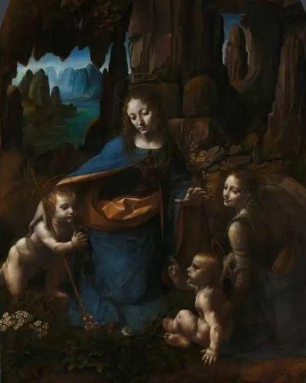 Скрытый «Иисус» найден под знаменитой картиной Леонардо да Винчи