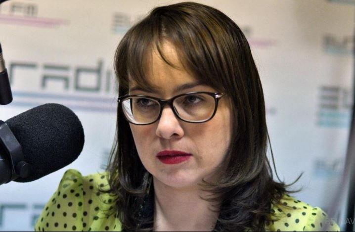 Анна Канопацкая подала документы в ЦИК