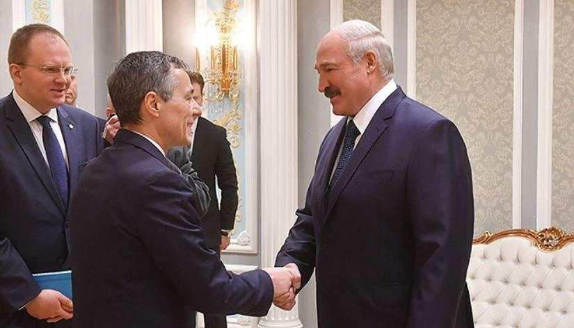 В Минске открывается посольство Швейцарии