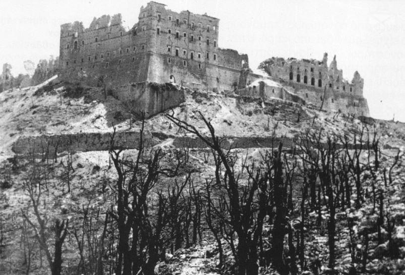 Битва за Монте-Кассино (17 января - 19 мая 1944 г.)
