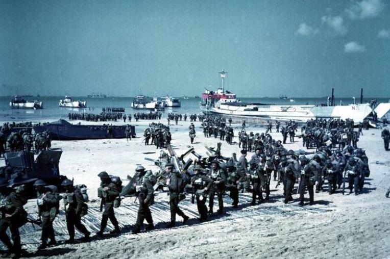 Второй фронт в Западной Европе - операция «Оверлорд»