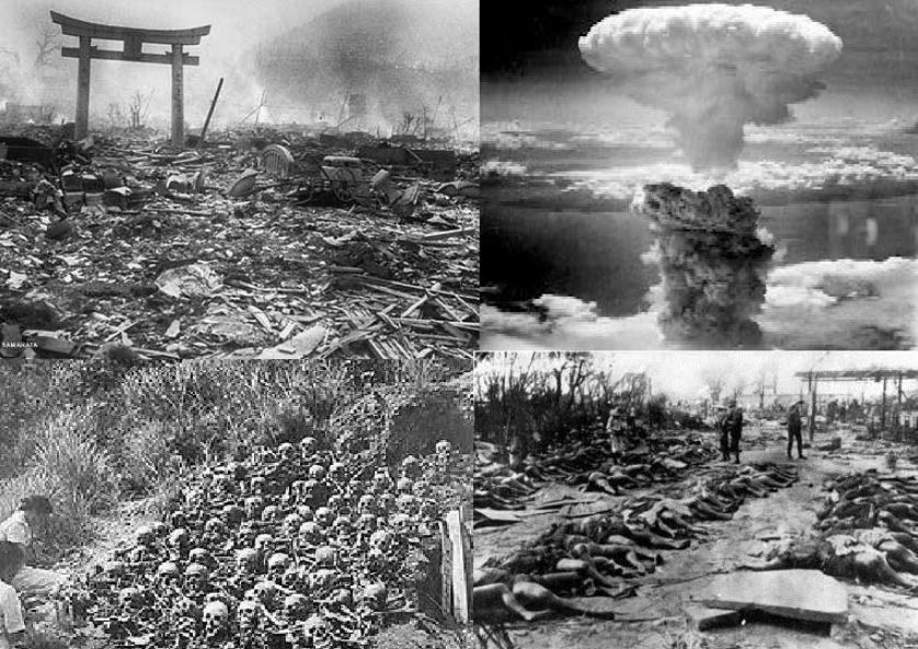 Ядерная атака на Хиросиму и Нагасаки - причины, следствия, история