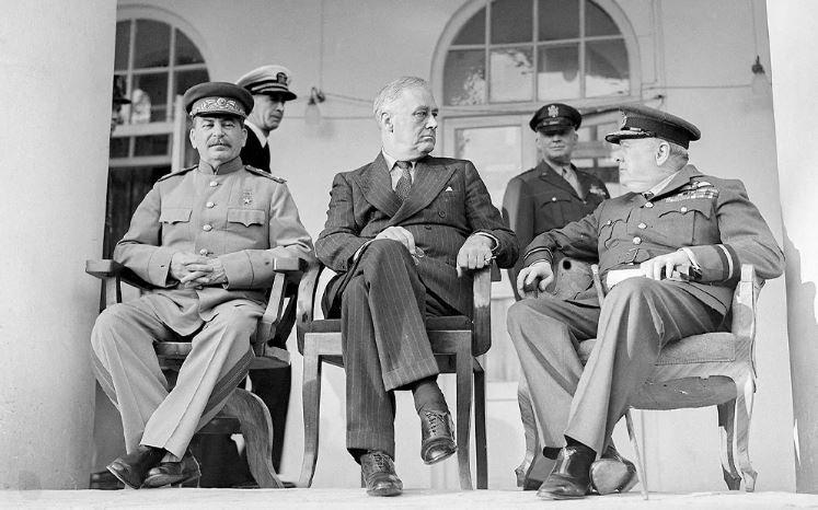 Тегеранская конференция 1943 года - резолюции, участники, итоги