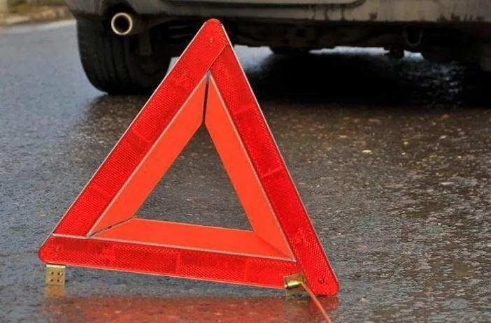 В Минске BMW сбил нетрезвую девушку на пешеходном переходе