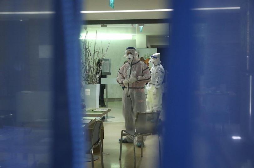 В Витебской области проверяют военнослужащего на коронавирус