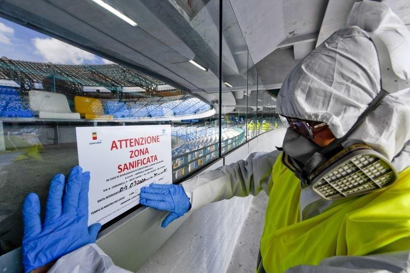В Италии закрывают все университеты и школы из-за коронавируса