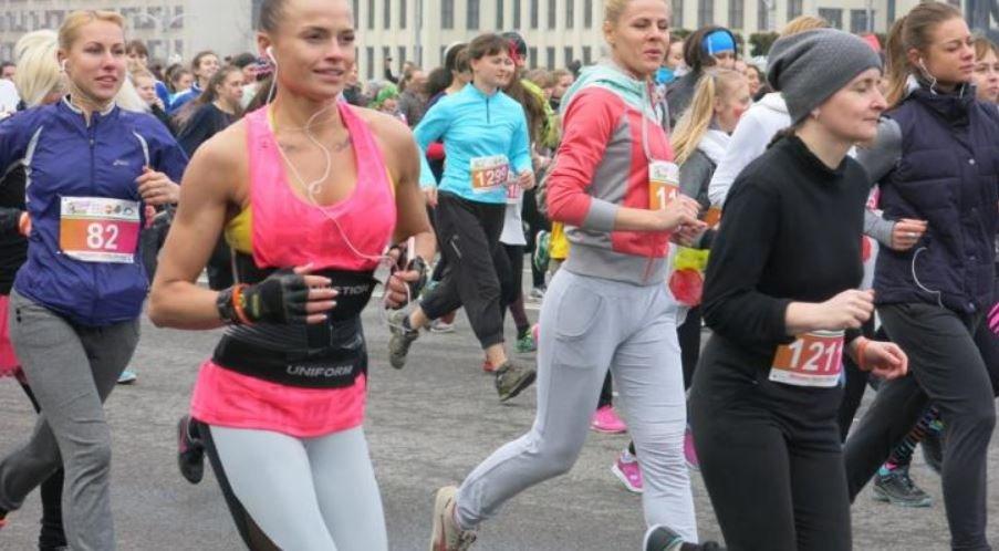 8 марта в Минске пройдет «Красивый забег»