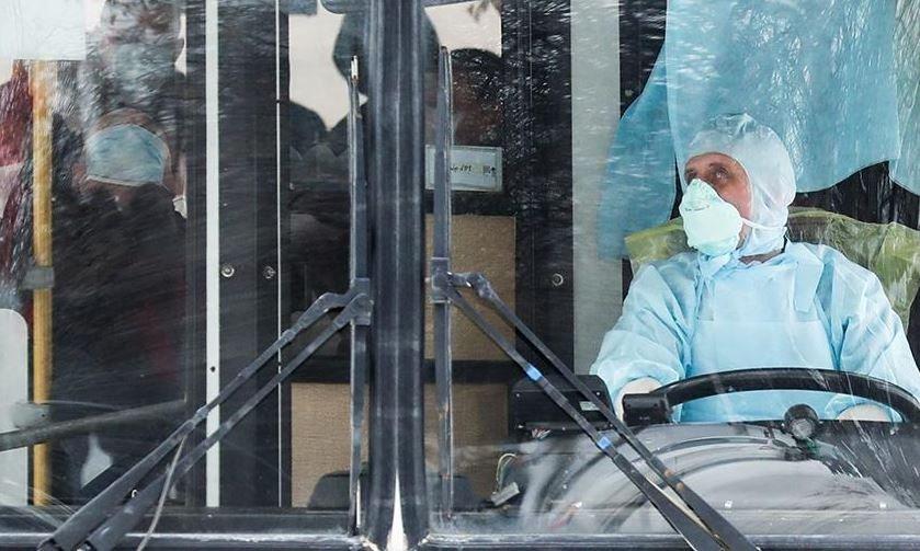 Зараженный белорус скрыл от врачей свое пребывание в Италии