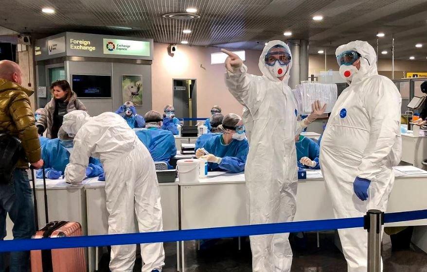 Сколько сегодня зараженных коронавирусом в России, Италия, Беларуси и мире?