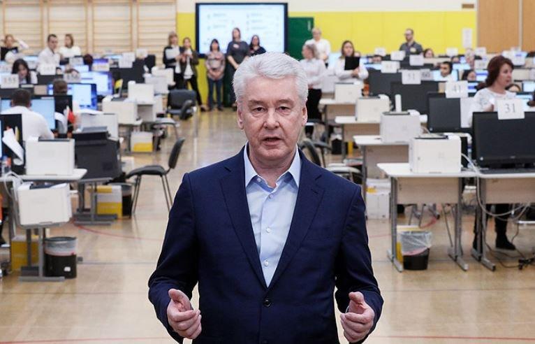 Мэр Москвы рассказал о ситуации с коронавирусом в столице