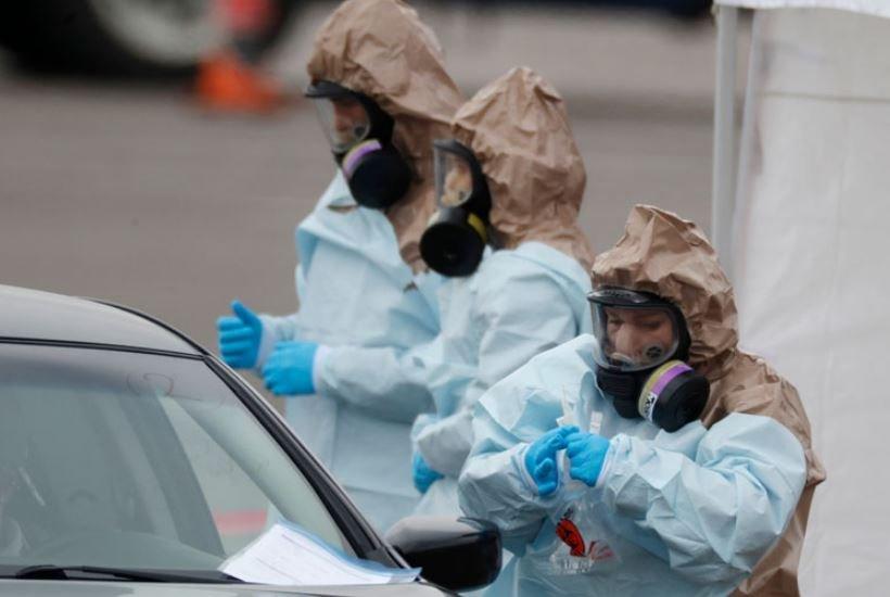 В Испании больше смертей от коронавируса, чем в Китае