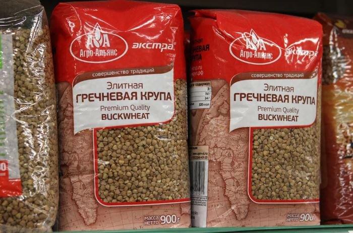 Минсельхозпрод рассказал о запасах гречки в Беларуси