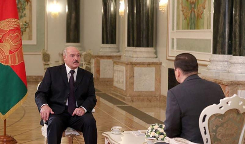Лукашенко советует есть масло против коронавируса