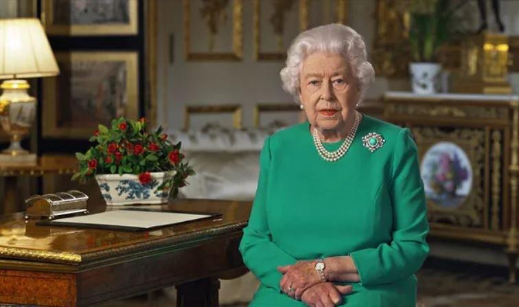 Елизавета II обратилась к британцам с исторической речью