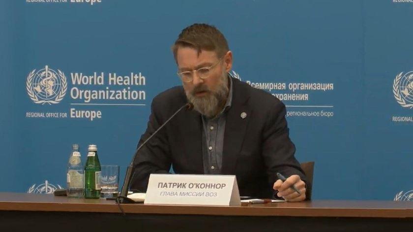 ВОЗ рекомендовала Беларуси готовиться к худшим сценариям пандемии