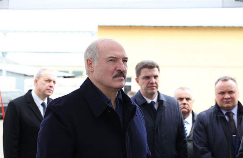 Лукашенко обвинил США в организации беспорядков в Беларуси