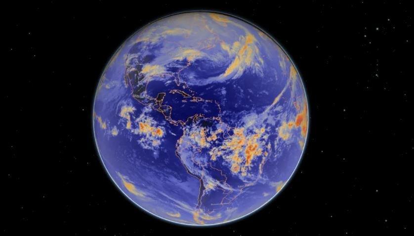 Ученые зафиксировали максимальное замедление течения Гольфстрим