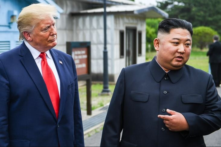 Трамп прокомментировал состояние здоровья Ким Чен Ына