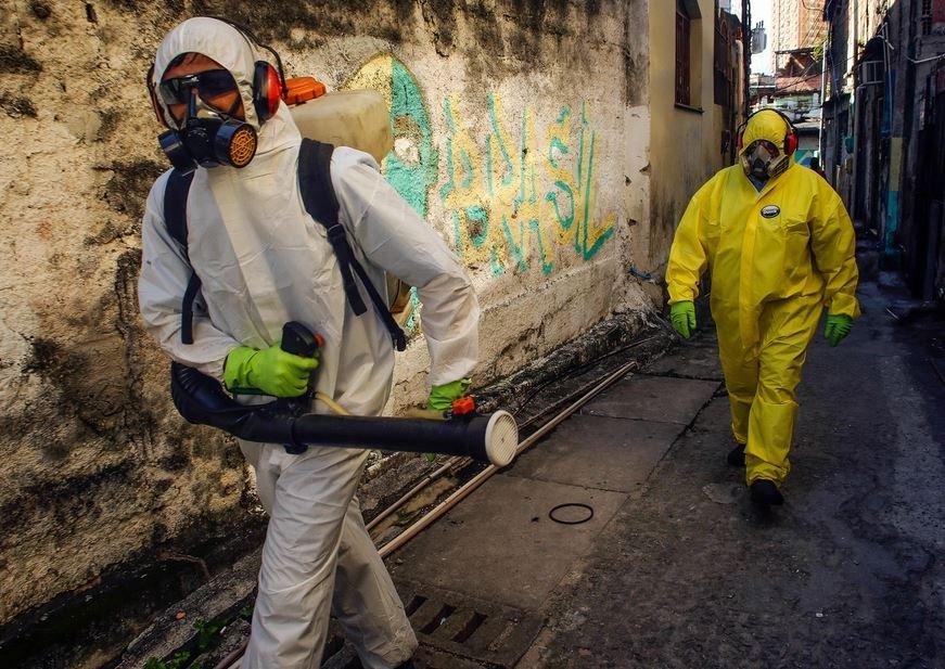 ВОЗ назвала новый эпицентр пандемии коронавируса