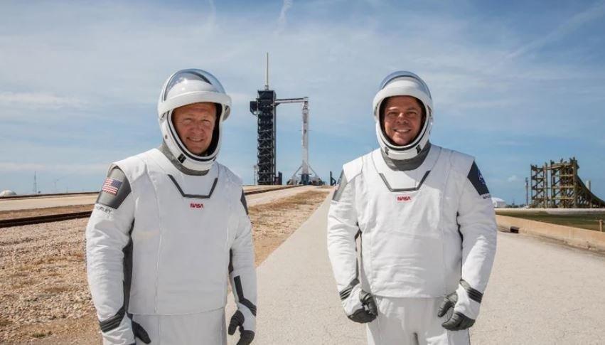 SpaceX и NASA готовятся впервые отправить астронавтов на МКС