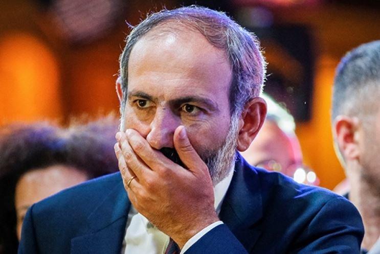 Премьер-министр Армении Никол Пашинян заразился коронавирусом