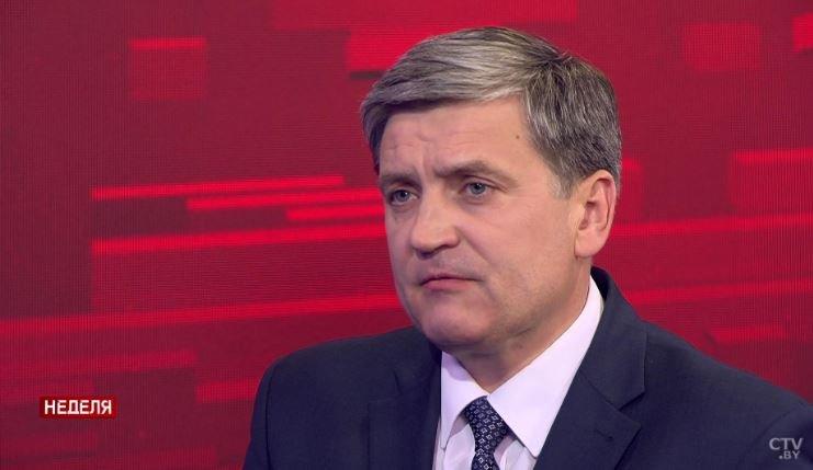 Луцкий рассказал о стратегии Министерства информации