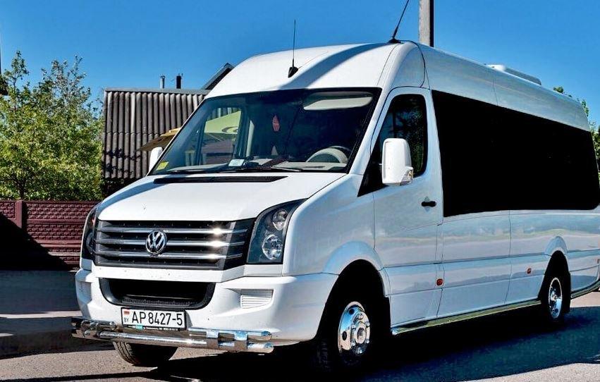 Доступные услуги пассажирских перевозок по Беларуси